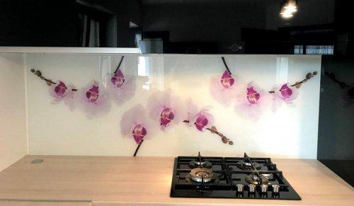 Printata orhidee Motoc 1